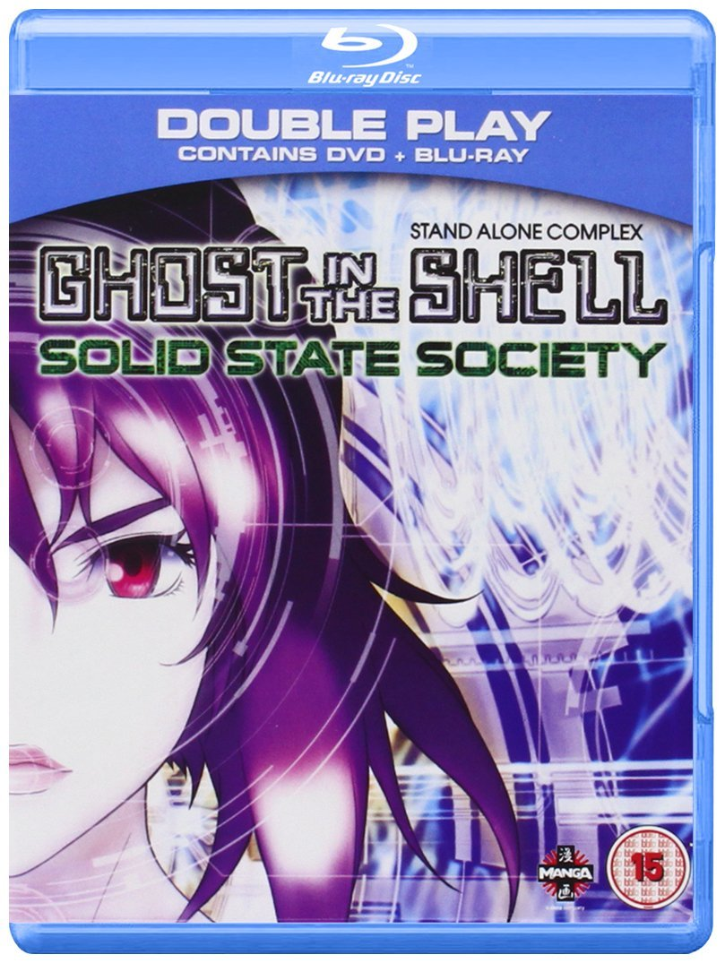 Ghost in the Shell: S.A.C. Solid State Society