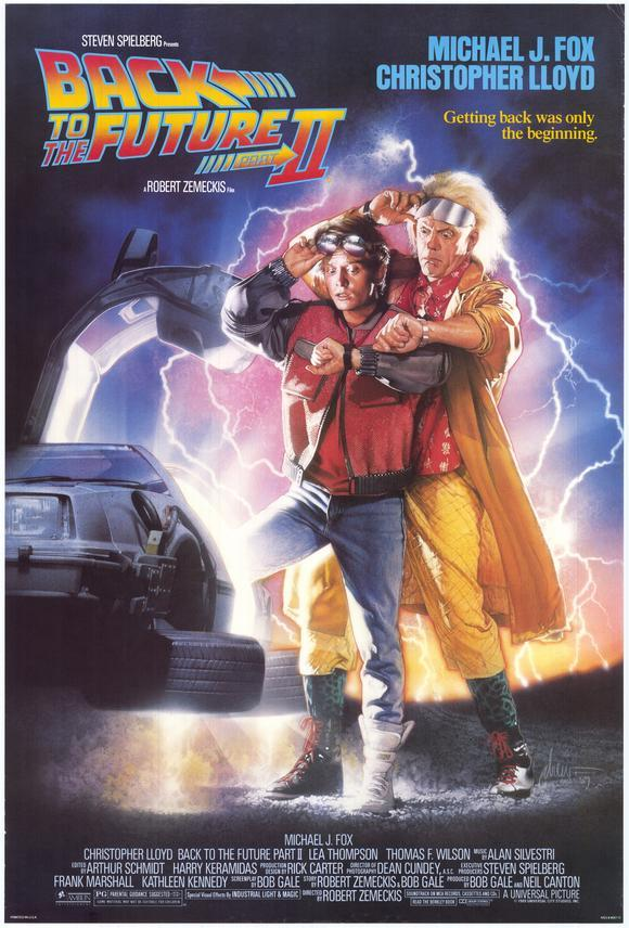 Regreso al futuro parte II (Back to the future part II)